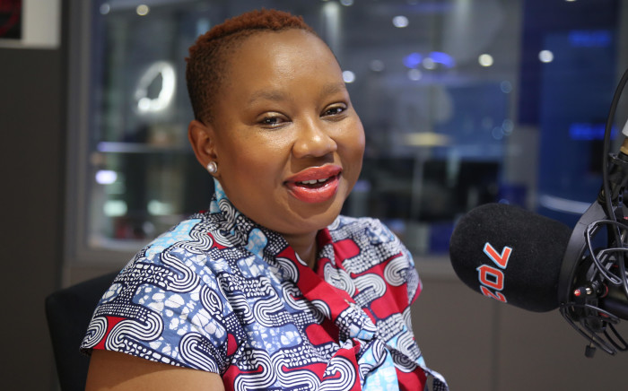 Department of Social Development spokesperson Lumka Oliphant. Picture: Christa Eybers/EWN