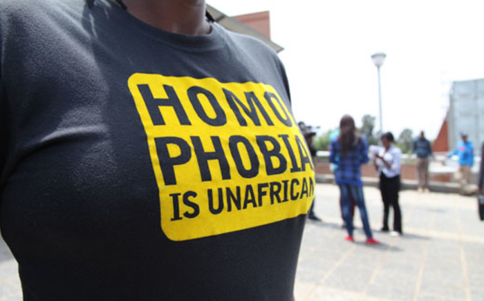 FILE: Amnesty International says there are ancient cave paintings depicting male-to-male sex. Picture: Vumani Mkhize/EWN