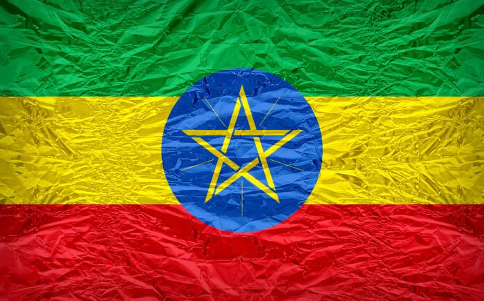 Flag of Ethiopia. © Wasan Ritthawon/123rf.com