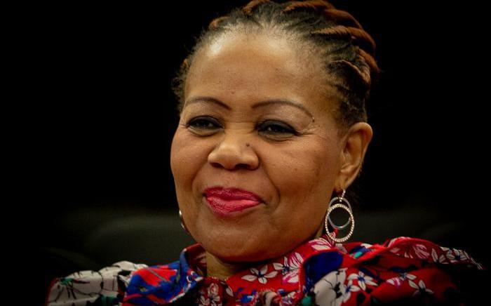 Newly appointed SAA interim CEO Zukisa Ramasia. Picture: Kayleen Morgan/EWN