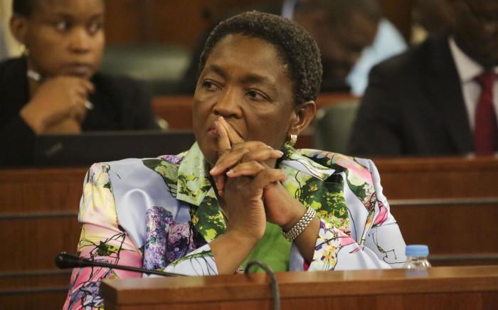 Social Development Minister Bathabile Dlamini. Picture: Cindy Archillies/EWN