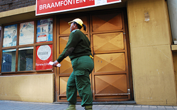 FILE: Sapo says it will take just over three weeks to clear mountains of mail. Picture: EWN.