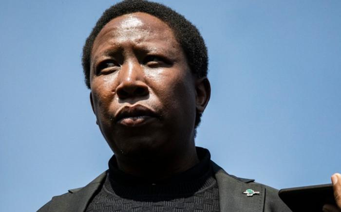FILE: EFF leader Julius Malema. Picture: EWN
