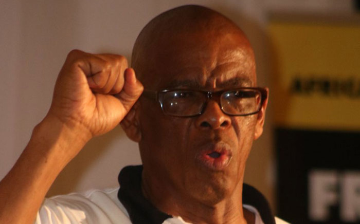 Free State ANC chairperson Ace Magashule. Picture: @ANCFS/Twitter