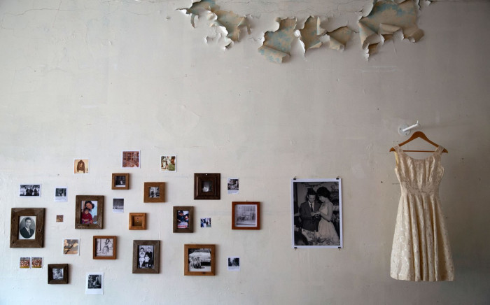 Behind That Window, an exhibition curated by Tamzyn Botha and Sally Gaule, tells the story of the Hong family, who ran a small shop on Caroline Street in Brixton for 56 years. Picture: New Frame /  James Oatway