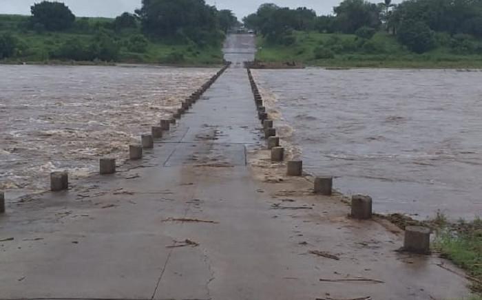 FILE: The Kruger National Park's Crocodile Bridge. Picture: @SANParksKNPTwitter.