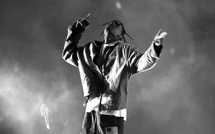Rapper Travis Scott. Picture: Instagram.