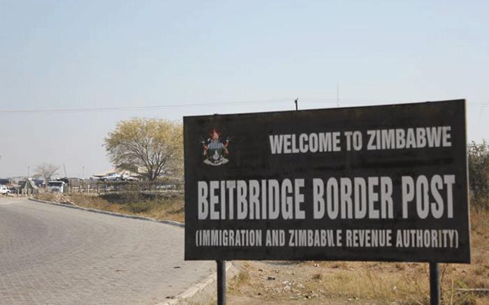 The Beitbridge border. Picture: GCIS.