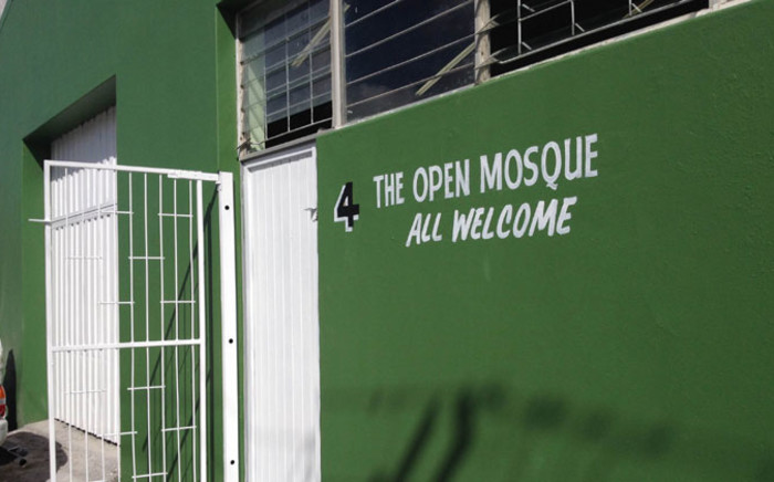 The country's first 'open mosque' held its first prayer service this afternoon. Picture: Aletta Gardner/EWN.