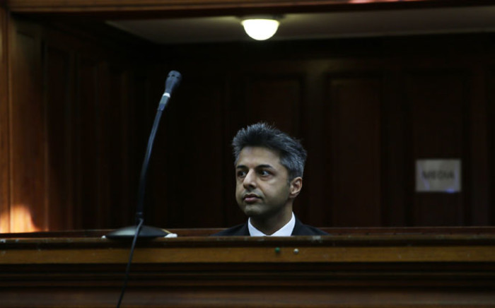 Shrien Dewani is on trial in the Western Cape High Court. Picture: Sapa.