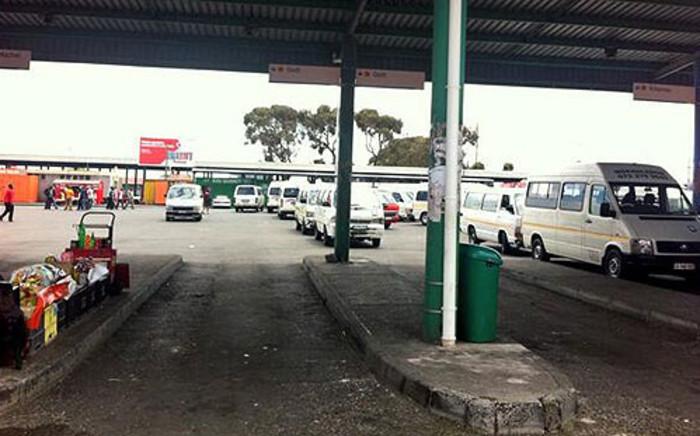 FILE: Nyanga taxi rank. Picture: EWN