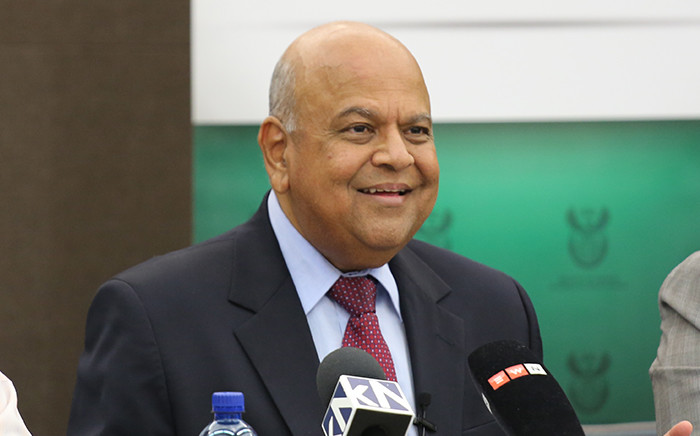 Finance Minister Pravin Gordhan. Picture: Christa Eybers/EWN