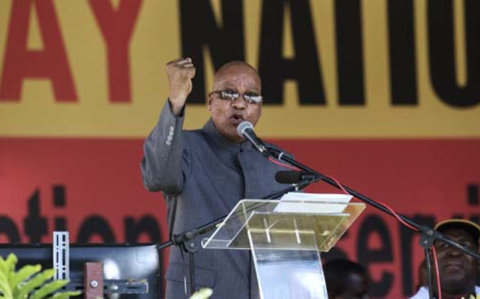 FILE: President Jacob Zuma. Picture: AFP.