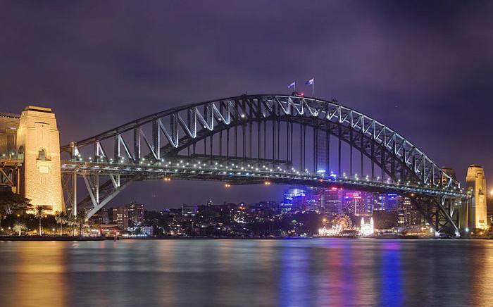 FILE: Sydney Harbour Bridge. Picture: Wikimedia Commons/JJ Harrison.