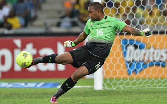 Bafana Bafana captain and goalkeeper Itumeleng Khune. Picture: Facebook.com