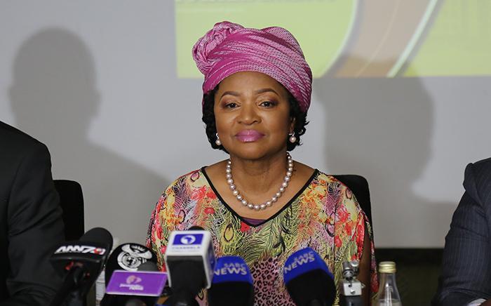 FILE: National Assembly Speaker Baleka Mbete. Picture: Christa Eybers/EWN.