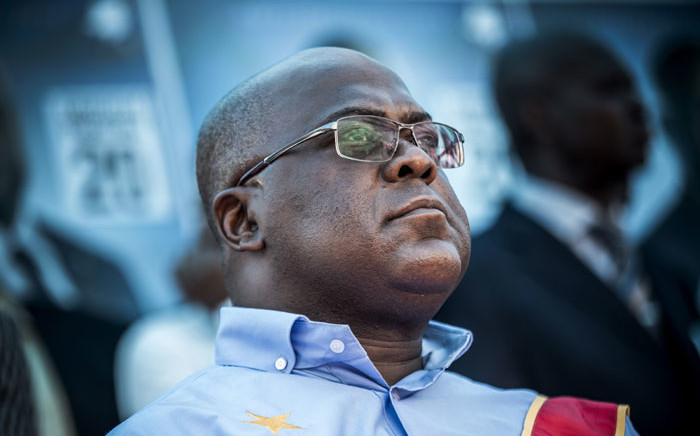 Democratic Republic of Congo's president-elect Felix Tshisekedi. Picture: AFP