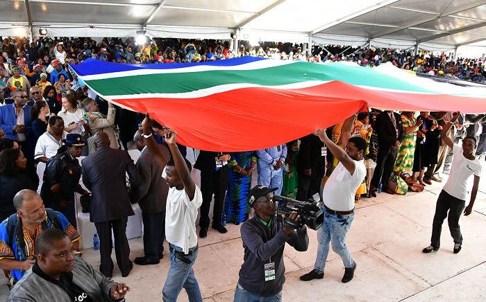 National Freedom Day Celebration in Makhanda, Eastern Cape. Picture: SA Government.