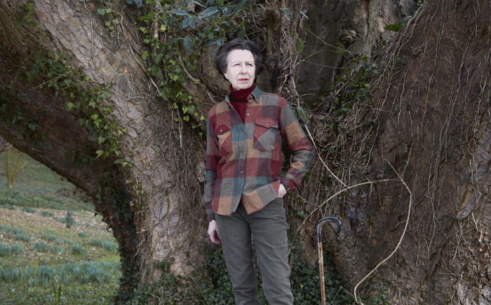New photographs were released to celebrate the 70th birthday of Her Royal Highness, The Princess Royal, Anne, on 15 August 2020. Picture: @RoyalFamily/Twitter