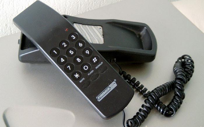 Landline telephone. Picture: freeimages.com