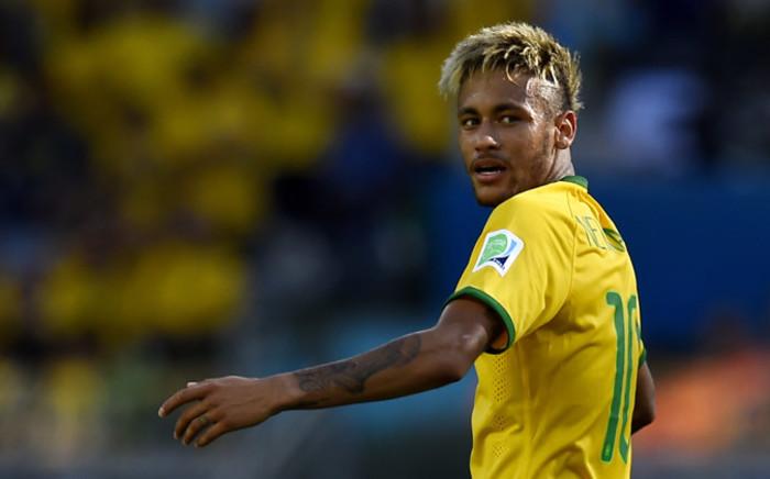 FILE: Brazilian forward Neymar. Picture: AFP