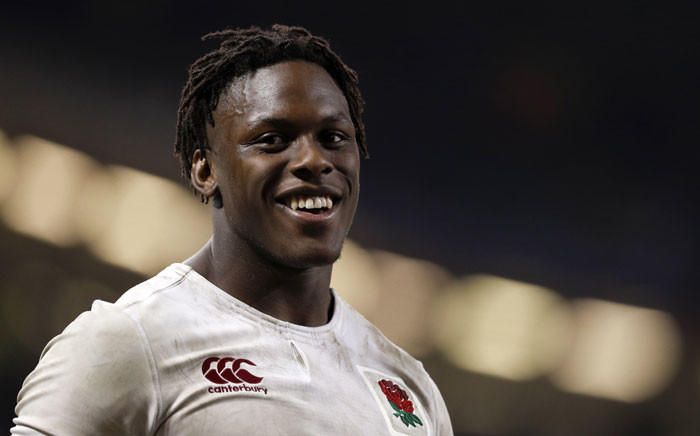 FILE: England's flanker Maro Itoje. Picture AFP..