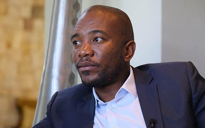 FILE: DA leader Mmusi Maimane Picture: Christa Eybers/EWN
