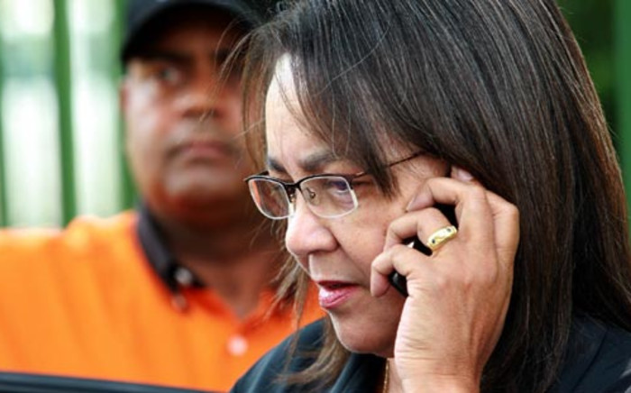 Cape Town Mayor Patricia de Lille says she has important evidence implicating President Jacob Zuma in corruption. Picture: Sapa.