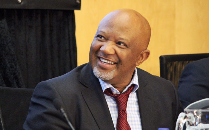 FILE: Deputy Finance Minister Mcebisi Jonas at the Sars briefing on 1 April 2016. Picture: Christa Eybers/EWN.