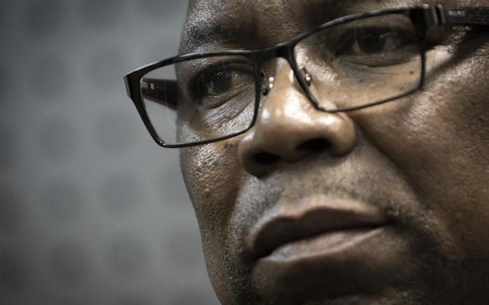 FILE: Cosatu general secretary Bheki Ntshalintshali. Picture: Sethembiso Zulu/EWN.