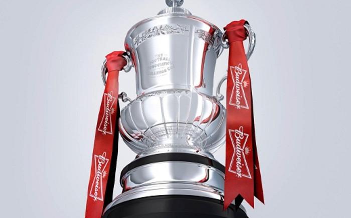 FILE: The FA Cup. Picture: Facebook.com