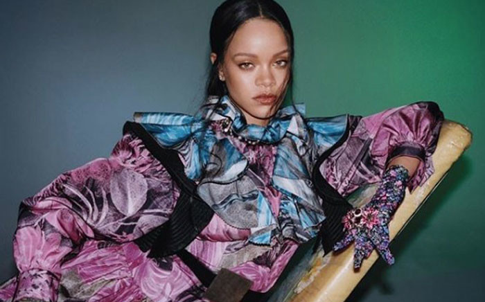 Rihanna. Picture: @badgalriri/instagram.com