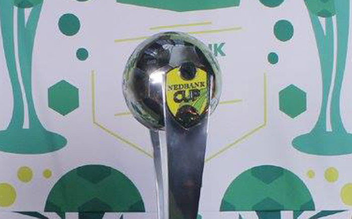 The Nedbank Cup trophy. Picture: @Nedbanksport/Facebook