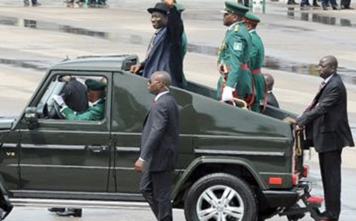 Nigerian President Goodluck Jonathan. Picture: AFP
