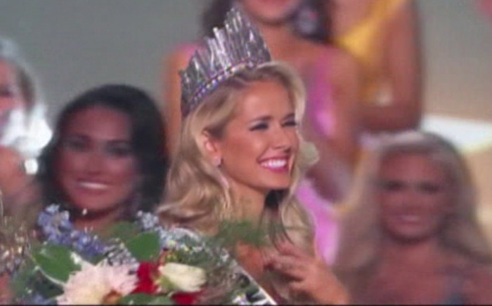 Miss USA 2015 Crowned.Picture : CNN/screengrab