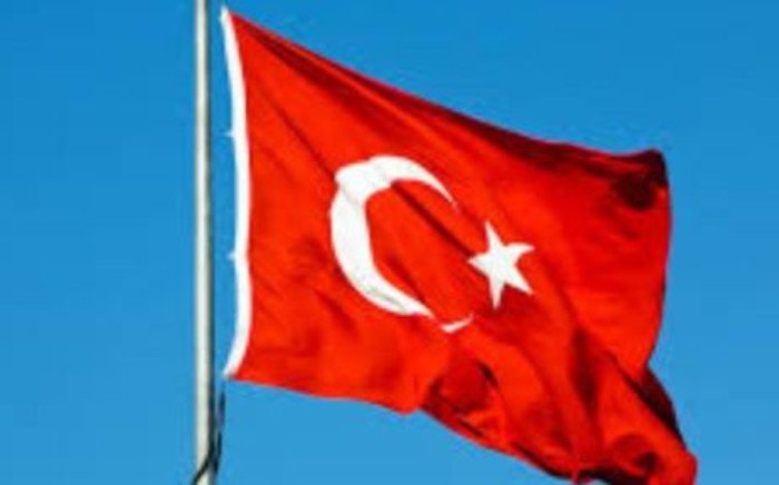 Turkey flag. Picture: Supplied