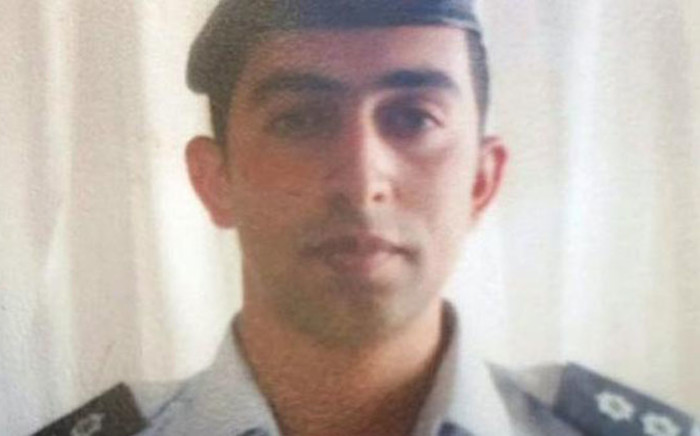 A video released by the Islamic State militant group on Tuesday purported to show captive Jordanian pilot Muath al-Kasaesbeh being burnt alive. Picture: Twitter @forbeesta.