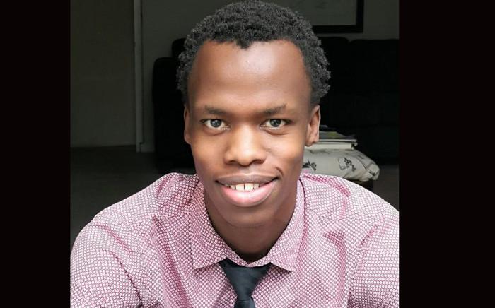 Sibusiso Khwinana. Picture: Twitter.