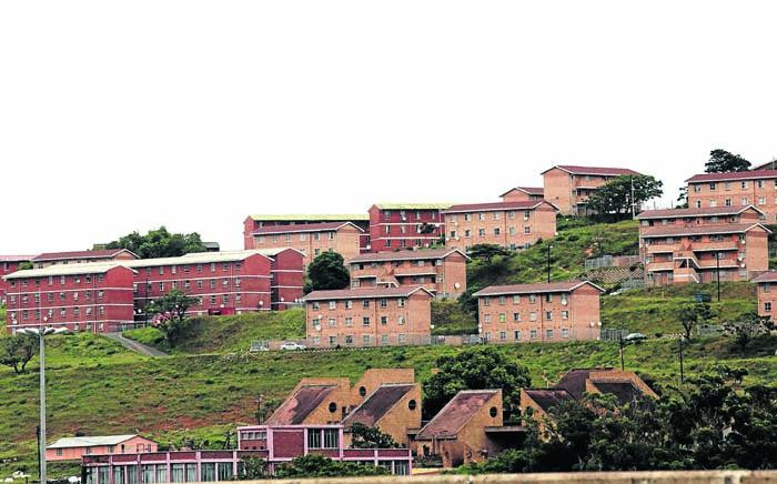 The Glebelands Hostel in Umlazi outside Durban in November 2015. Picture: Gallo Images/Daily Dispatch/Sino Majangaza