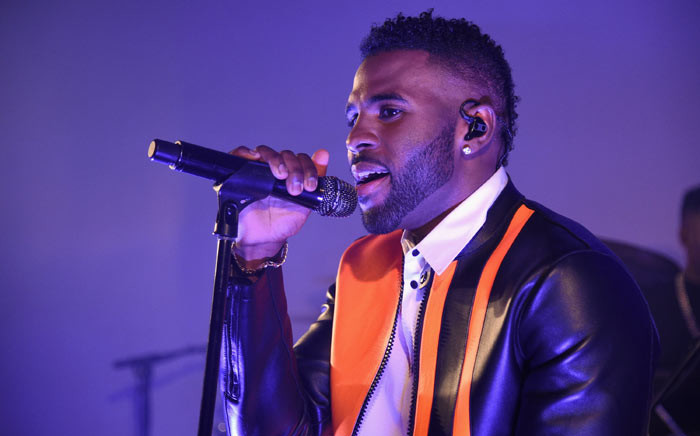 FILE: American singer/songwriter Jason Derulo performs onstage at the GQ Gentlemen's Fund Charity Concert at The Gent on 12 October 2015 in New York City. Picture: AFP.