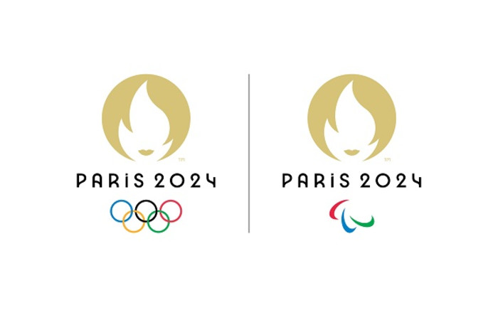 Paris 2024 logo. Picture: Paris2024/Facebook