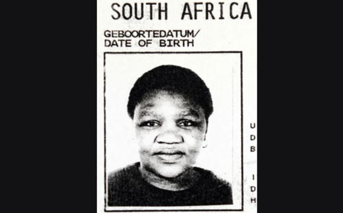 Betty Ketani's ID document. Picture: Chris Collingridge/The Star