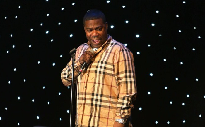 FILE: Tracy Morgan has not performed since the June 2014 highway accident that had left him in a coma and another dead. Picture: AFP.