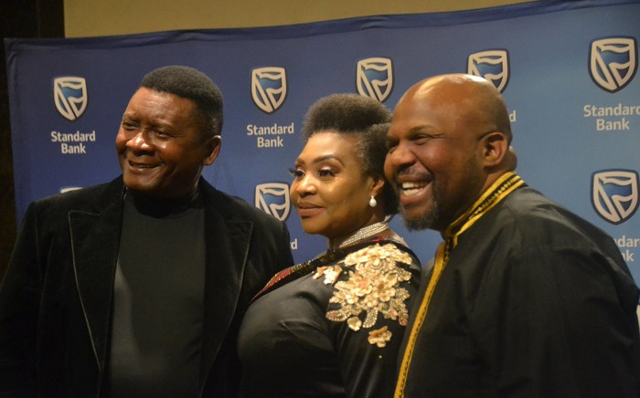 Yvonne Chaka Chaka (M) at the Joy of Jazz Honours on Saturday, 24 August 2019. Picture: @MNSAttorneys_/Twitter