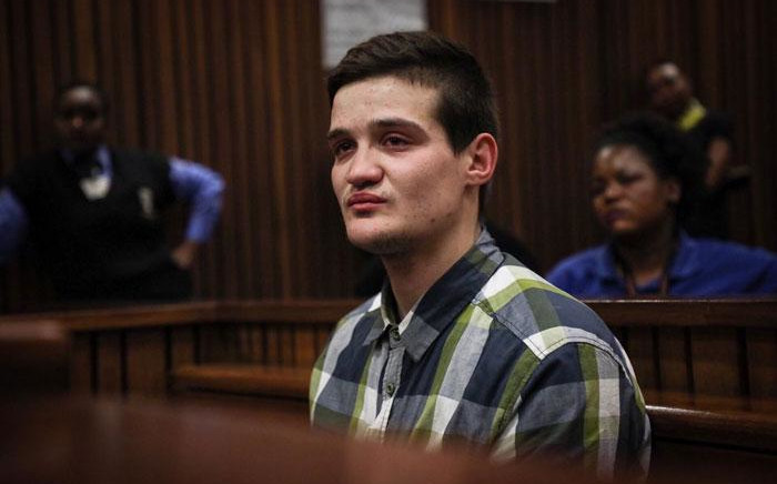 FILE: Convicted rapist Nicholas Ninow at the High Court in Pretoria on 16 October 2019. Picture: Xanderleigh Dookey/EWN