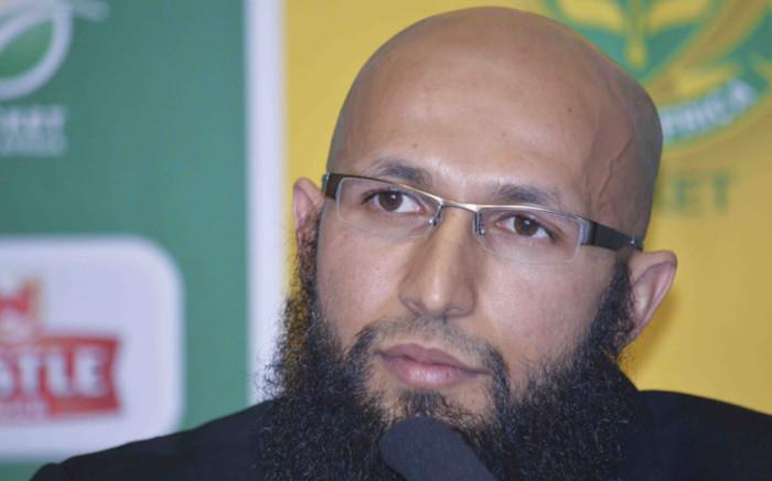 FILE: Proteas top order batsman, Hashim Amla. Picture: Sapa.