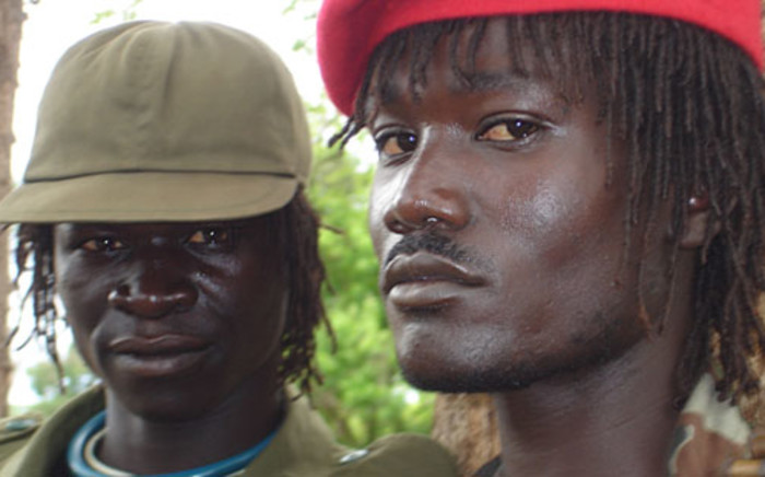 The LRA is, again, part of the UN's blacklist for recruitment of child soldiers. Picture: Irin News.