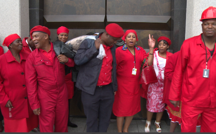 The EFF in Parliament