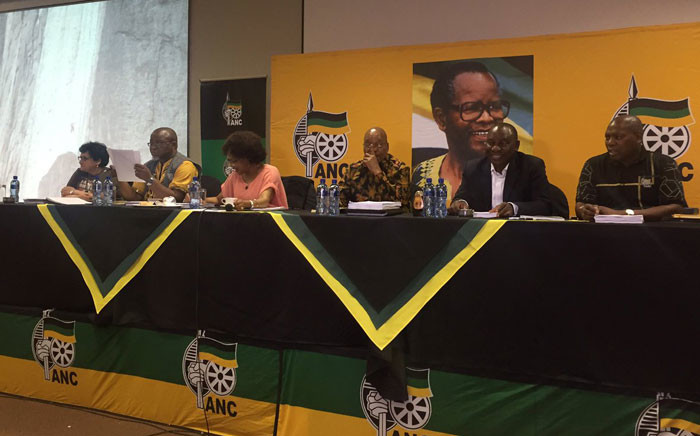 ANC NEC meeting in Irene on 24 March 2017. Picture: Masa Kekana/EWN