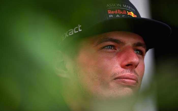 Red Bull's Max Verstappen. Picture: @Max33Verstappen/Twitter.